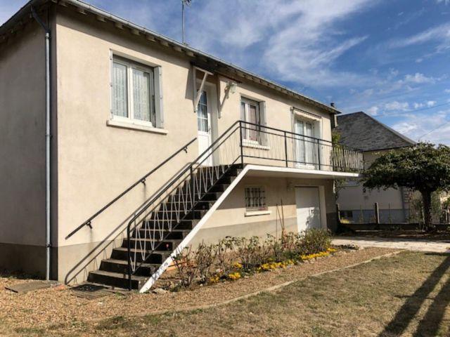 Maison à louer sur La Chaussee Saint Victoi