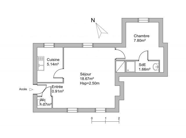 Appartement à louer sur Reviers