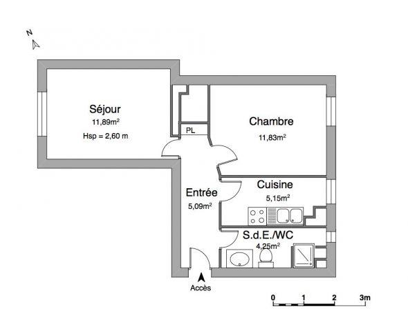 Appartement à louer sur Saint Maur Des Fosses
