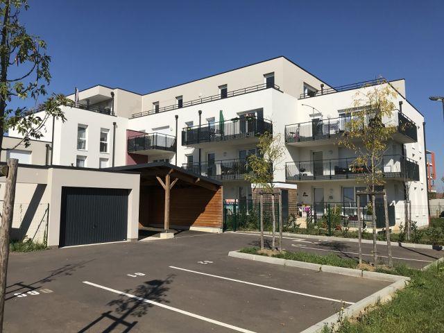 Appartement à louer sur Metz-devant-les-ponts