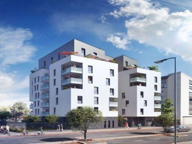 Appartement à louer sur Lyon 08
