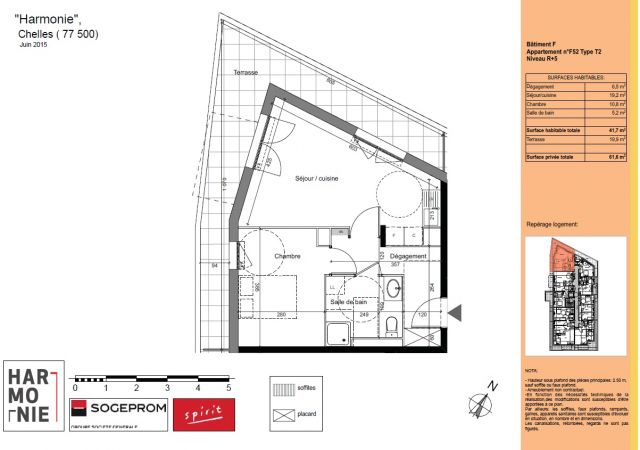 Location immobili re chelles 77500 foncia - Location appartement chelles ...