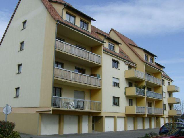 appartement à louer sur molsheim