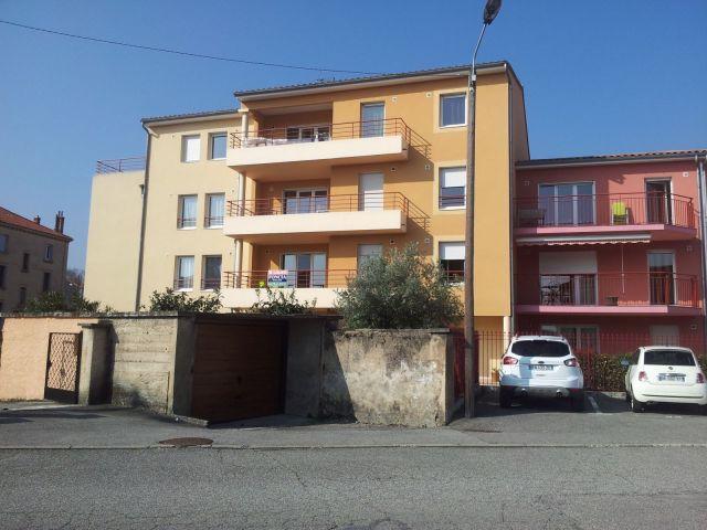Appartement à louer sur Saint Peray
