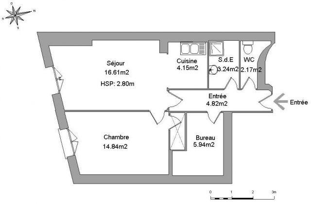 appartement à louer sur gardanne
