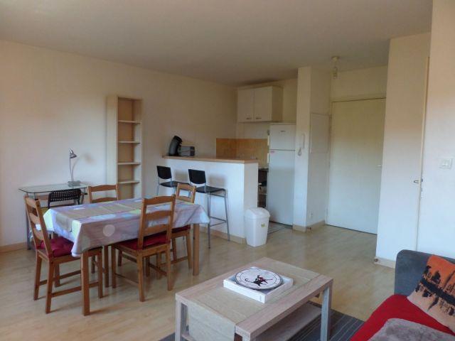 Appartement meublé 2 pièces à louer