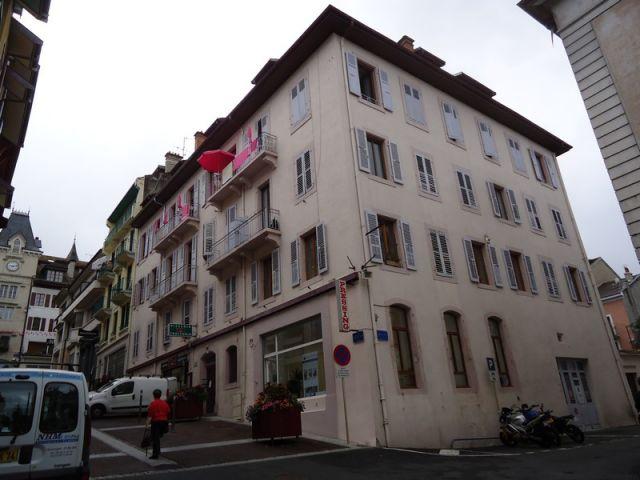 Appartement à louer sur Evian