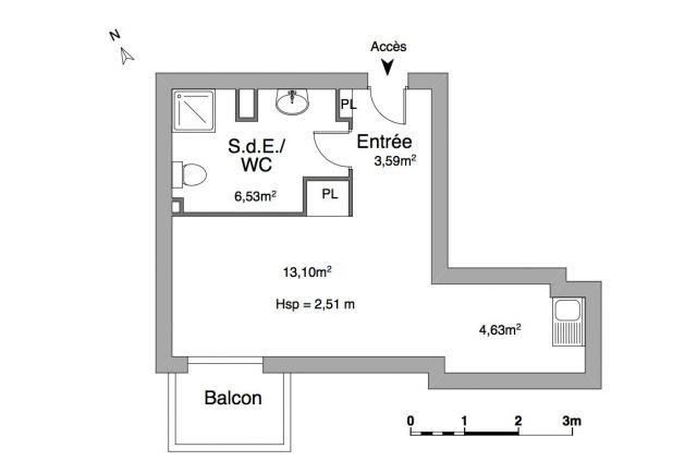 Appartement à louer sur Ris-orangis