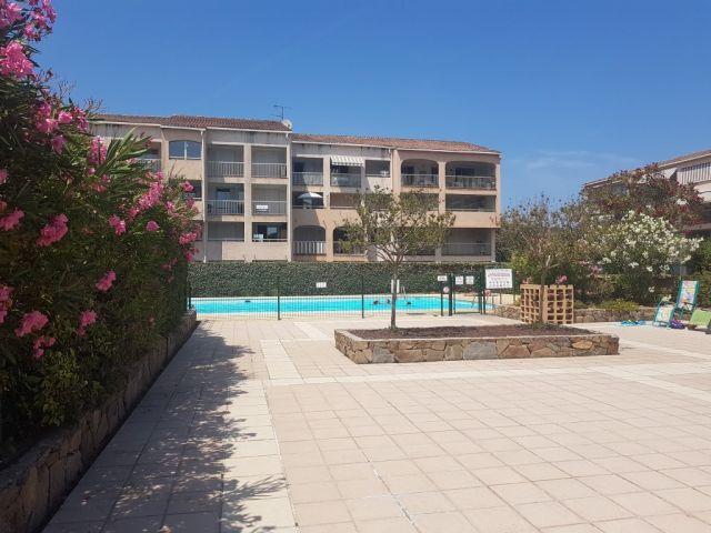 Appartement meublé à louer sur Sainte Maxime