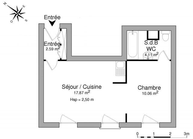 Location studio charleville mezieres 08000 foncia for Piscine 08000