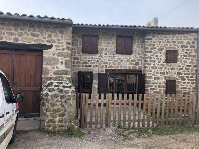Maison à louer sur Saint Maurice En Gourgoi