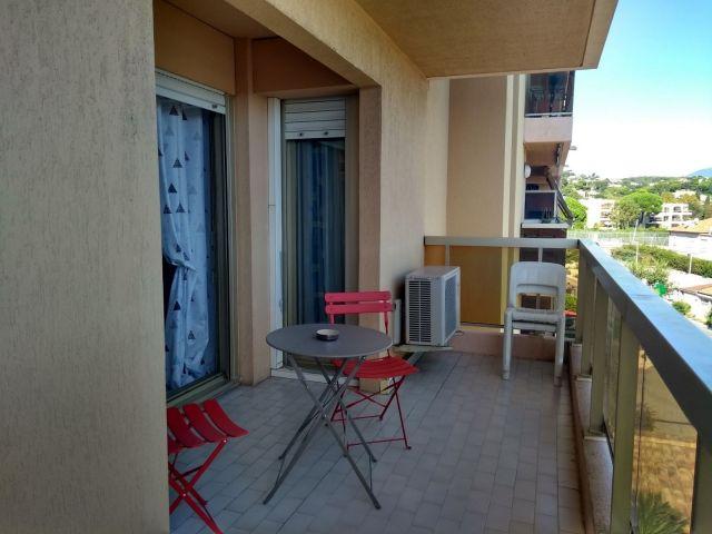 Appartement à louer sur Golfe Juan
