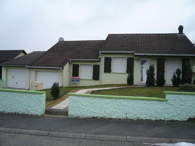 Maison à louer sur Woustviller