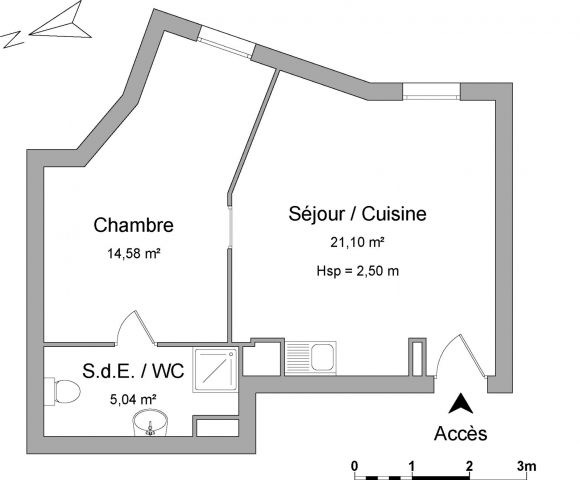 Appartement à louer sur Andresy