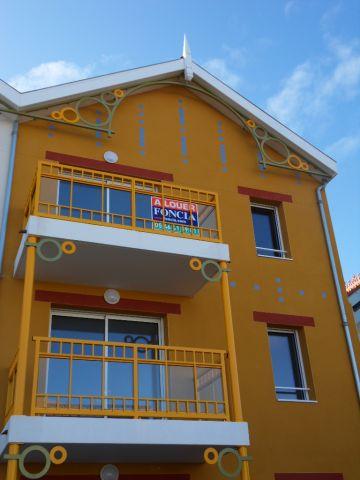 appartement à louer sur chatelaillon plage