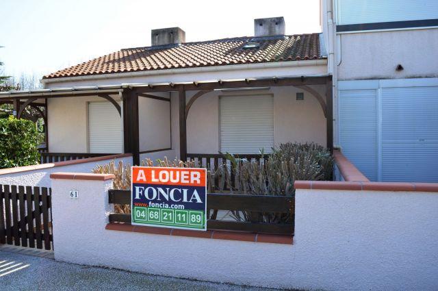 Appartement meublé à louer sur Saint Cyprien