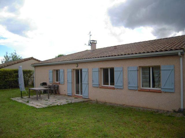 Maison à louer sur L'isle-jourdain