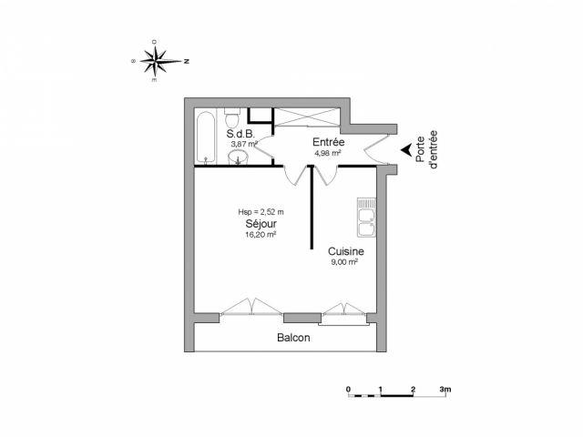 Appartement à louer sur Le Perreux Sur Marne