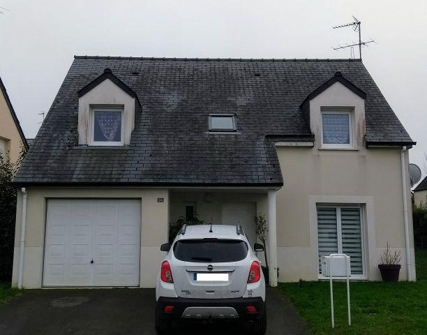 Maison à louer sur Bannalec