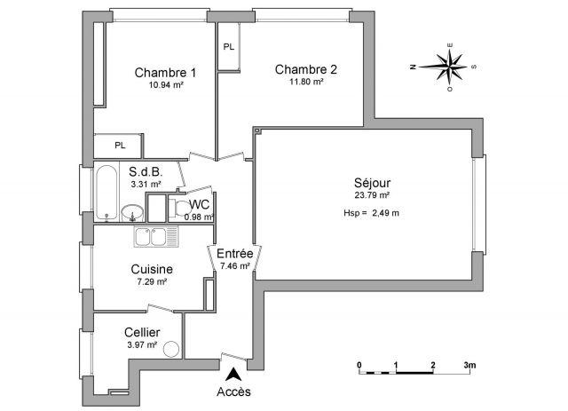 Appartement à louer sur Saint Renan