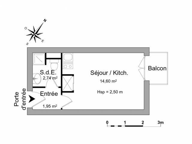 Appartement à louer sur La Roche Sur Yon