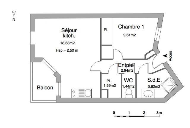 Appartement à louer sur Draguignan