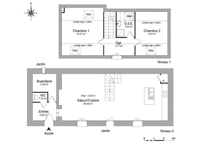 Maison à louer sur Plouay