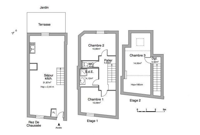 Maison à louer sur Renwez