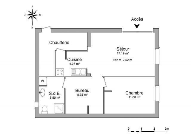 Appartement à louer sur Le Rove