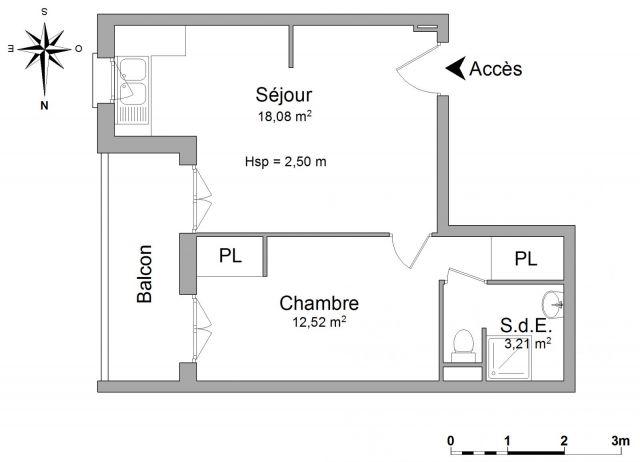 Appartement à louer sur Moissac