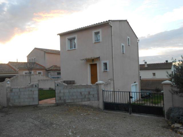 maison à louer sur bagnols-sur-ceze
