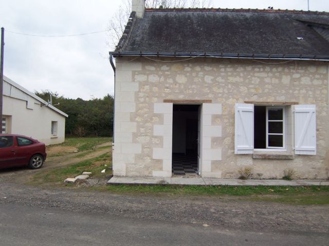 Maison à louer sur St Benoit La Foret