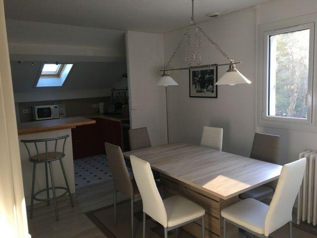 Appartement meublé à louer sur Bellegarde-sur-valserine