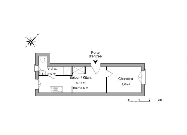 appartement à louer sur deauville