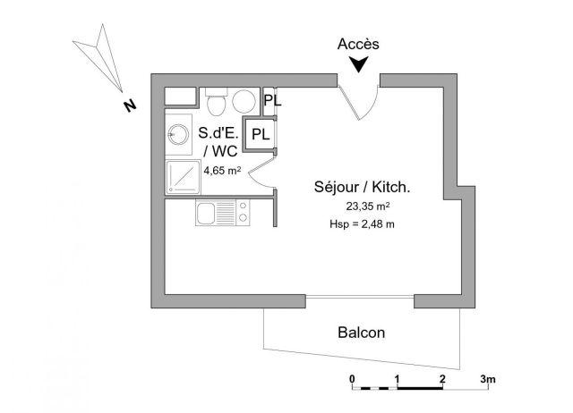 Appartement à louer sur Challans